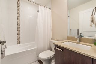 """Photo 14: 109 3382 VIEWMOUNT Drive in Port Moody: Port Moody Centre Townhouse for sale in """"LILLIUM VILLAS"""" : MLS®# R2155402"""