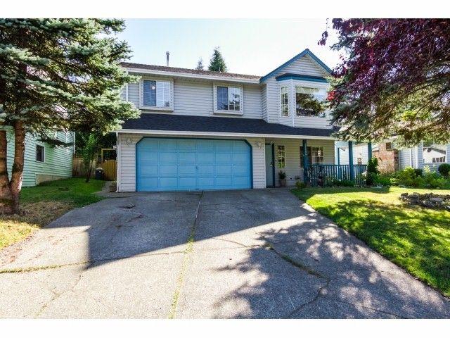 Main Photo: 21154 93RD AV in Langley: Walnut Grove House for sale : MLS®# F1422745