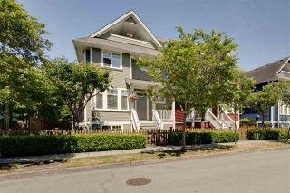 """Photo 1: 20 6431 PRINCESS Lane in Richmond: Steveston South Townhouse for sale in """"PRINCESS LANE - LONDON LANDING"""" : MLS®# R2382878"""
