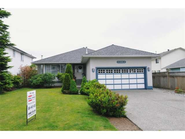 Main Photo: 11662 232A ST in Maple Ridge: Cottonwood MR House for sale : MLS®# V894748