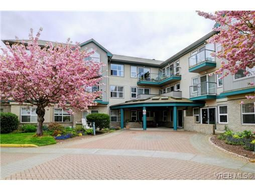 Main Photo: 311 1485 Garnet Rd in VICTORIA: SE Cedar Hill Condo for sale (Saanich East)  : MLS®# 727717
