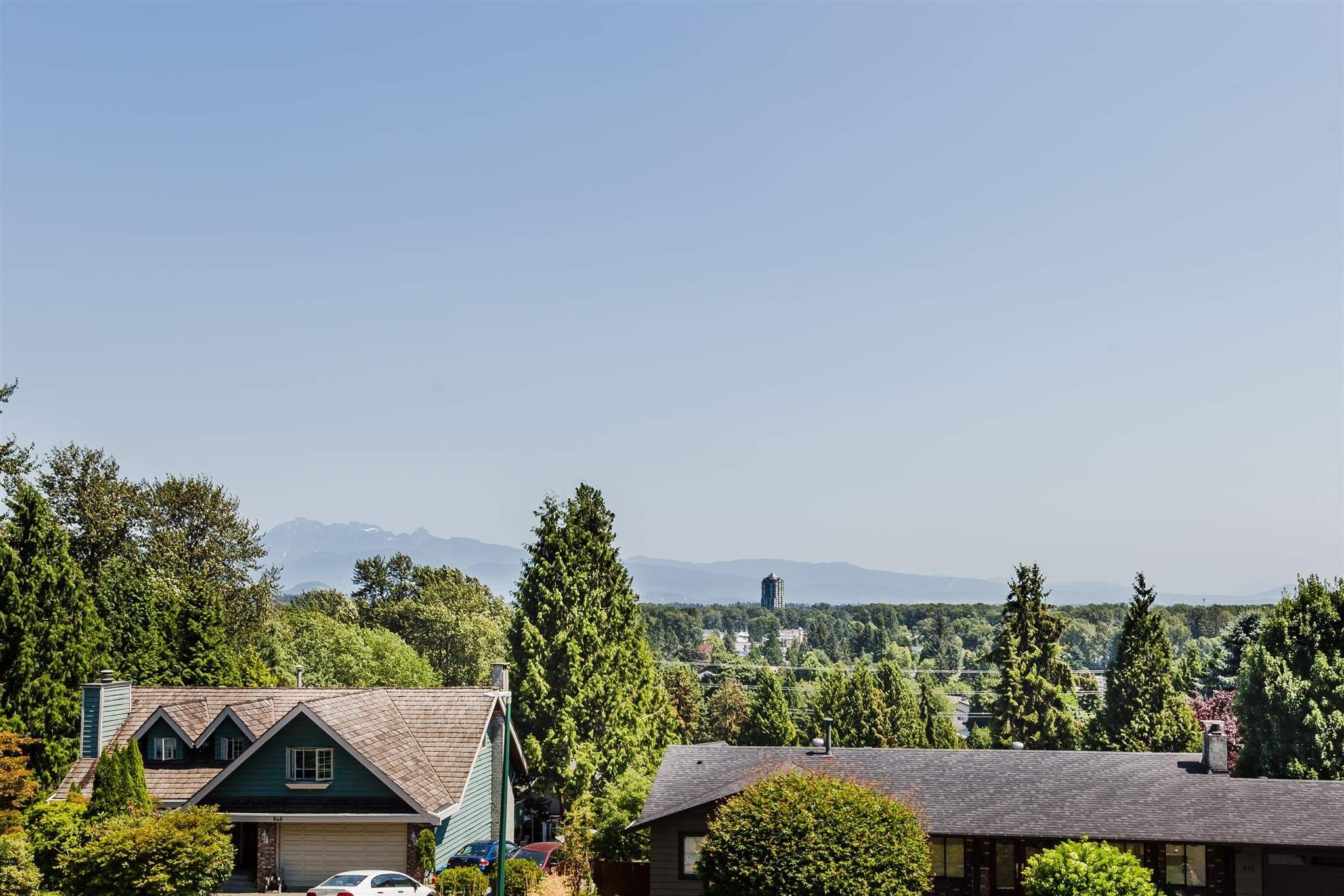 enjoy valley views to the east and Mount Baker