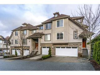 """Photo 1: 21 46778 HUDSON Road in Sardis: Promontory Townhouse for sale in """"COBBLESTONE TERRACE"""" : MLS®# R2235852"""