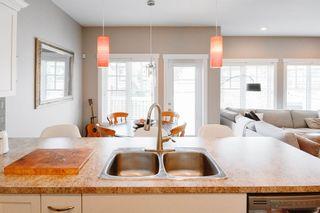 Photo 8: 4073 ALLAN Crescent in Edmonton: Zone 56 House Half Duplex for sale : MLS®# E4256367