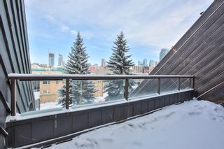 Photo 18: 406 1215 Cameron Avenue SW in Calgary: Lower Mount Royal Apartment for sale : MLS®# A1074263