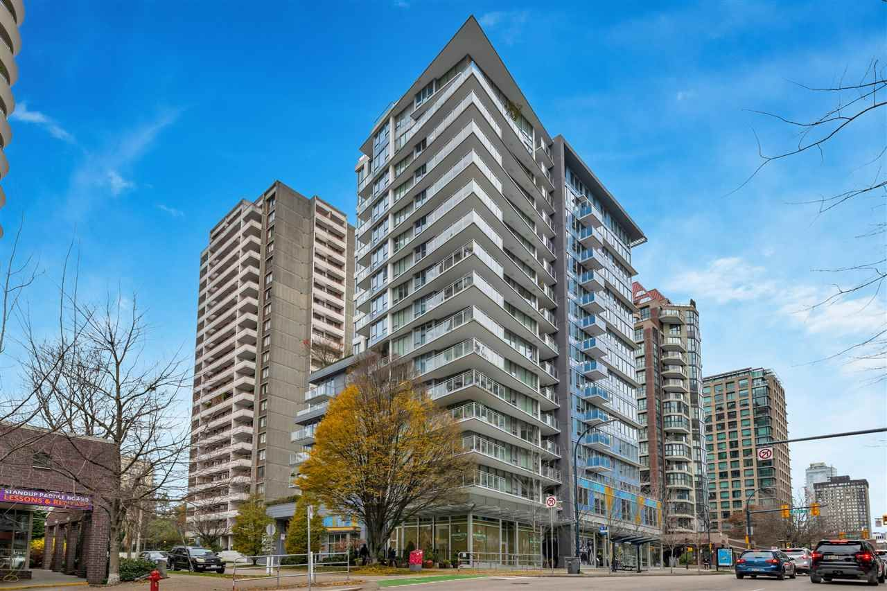"""Main Photo: 505 1009 HARWOOD Street in Vancouver: West End VW Condo for sale in """"MODERN"""" (Vancouver West)  : MLS®# R2536507"""