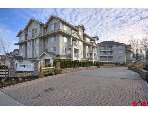 "Main Photo: 306 19340 65TH Avenue in Surrey: Clayton Condo for sale in ""Esprit at Southlands"" (Cloverdale)  : MLS®# F2927409"