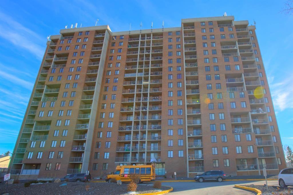 Main Photo: 504 4944 Dalton Drive NW in Calgary: Dalhousie Apartment for sale : MLS®# A1048301