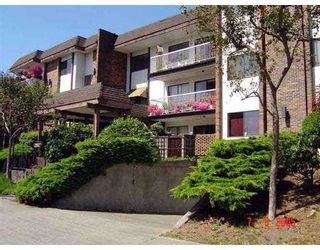 "Photo 1: # 102 - 119 Agnes Street in New Westminster: Downtown NW Condo for sale in ""Parkwest Plaza"" : MLS®# V551946"