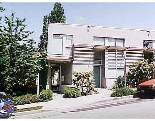 Main Photo: 3 1227 7TH Ave in Vancouver East: Home for sale : MLS®# V620811