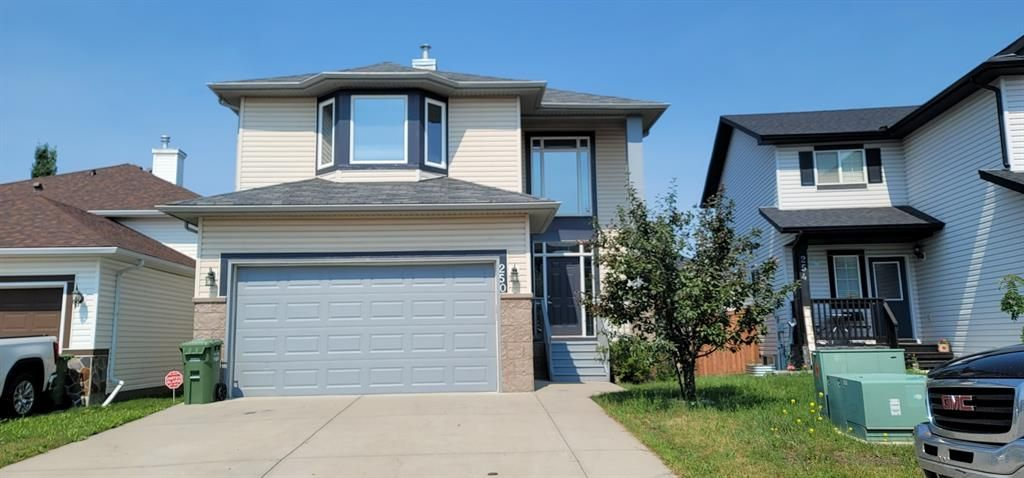 Main Photo: 250 CANAL Circle SW: Airdrie Detached for sale : MLS®# A1127167