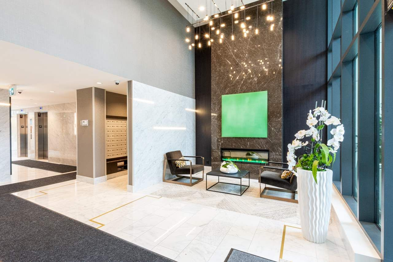 """Main Photo: 316 5687 GRAY Avenue in Vancouver: University VW Condo for sale in """"Eton"""" (Vancouver West)  : MLS®# R2428774"""