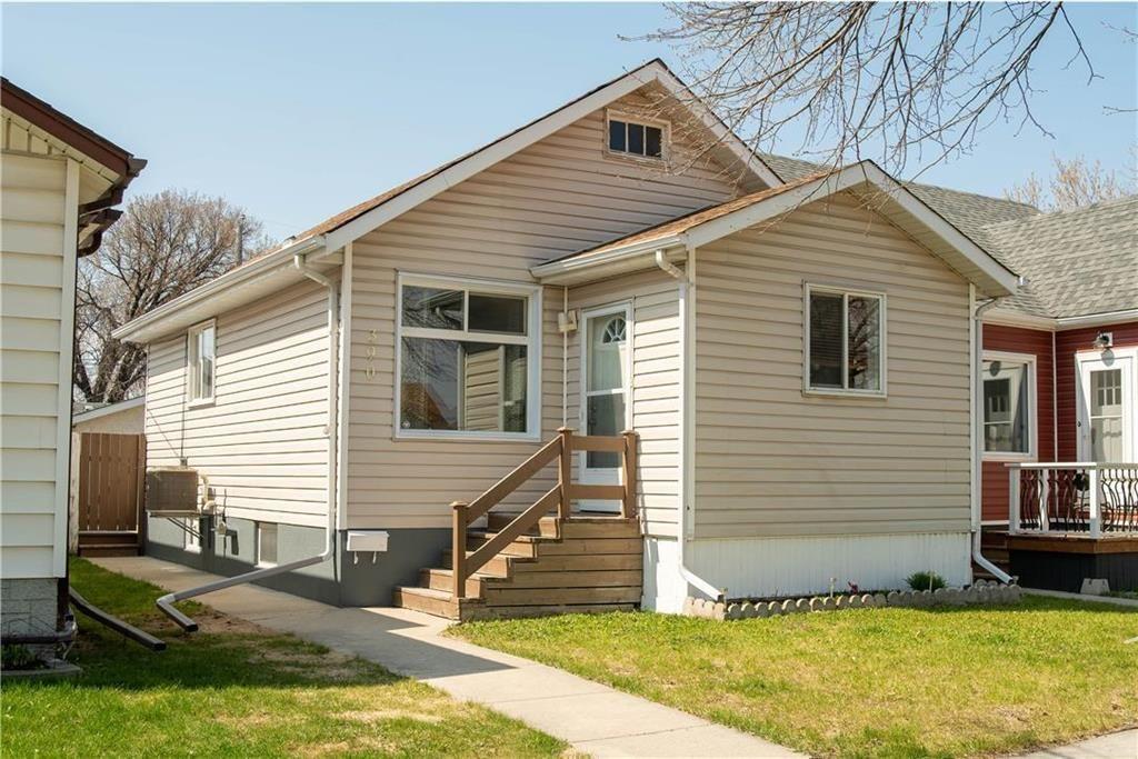 Main Photo: 390 Cairnsmore Street in Winnipeg: Sinclair Park Residential for sale (4C)  : MLS®# 202010390