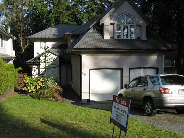 Main Photo: 539 LINTON ST in Coquitlam: Central Coquitlam House for sale : MLS®# V1108692