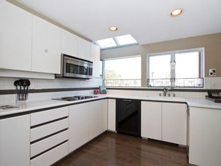 """Photo 4: 1598 ISLAND PARK Walk in Vancouver: False Creek Townhouse for sale in """"THE LAGOONS"""" (Vancouver West)  : MLS®# V1052642"""