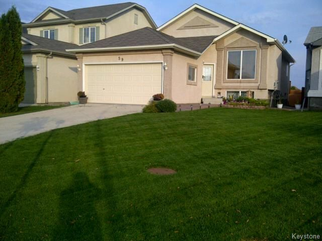 Main Photo: 59 Cloverwood Road in WINNIPEG: Fort Garry / Whyte Ridge / St Norbert Residential for sale (South Winnipeg)  : MLS®# 1508368