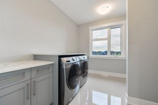 Photo 39: 4914 WOOLSEY Court in Edmonton: Zone 56 House for sale : MLS®# E4227443