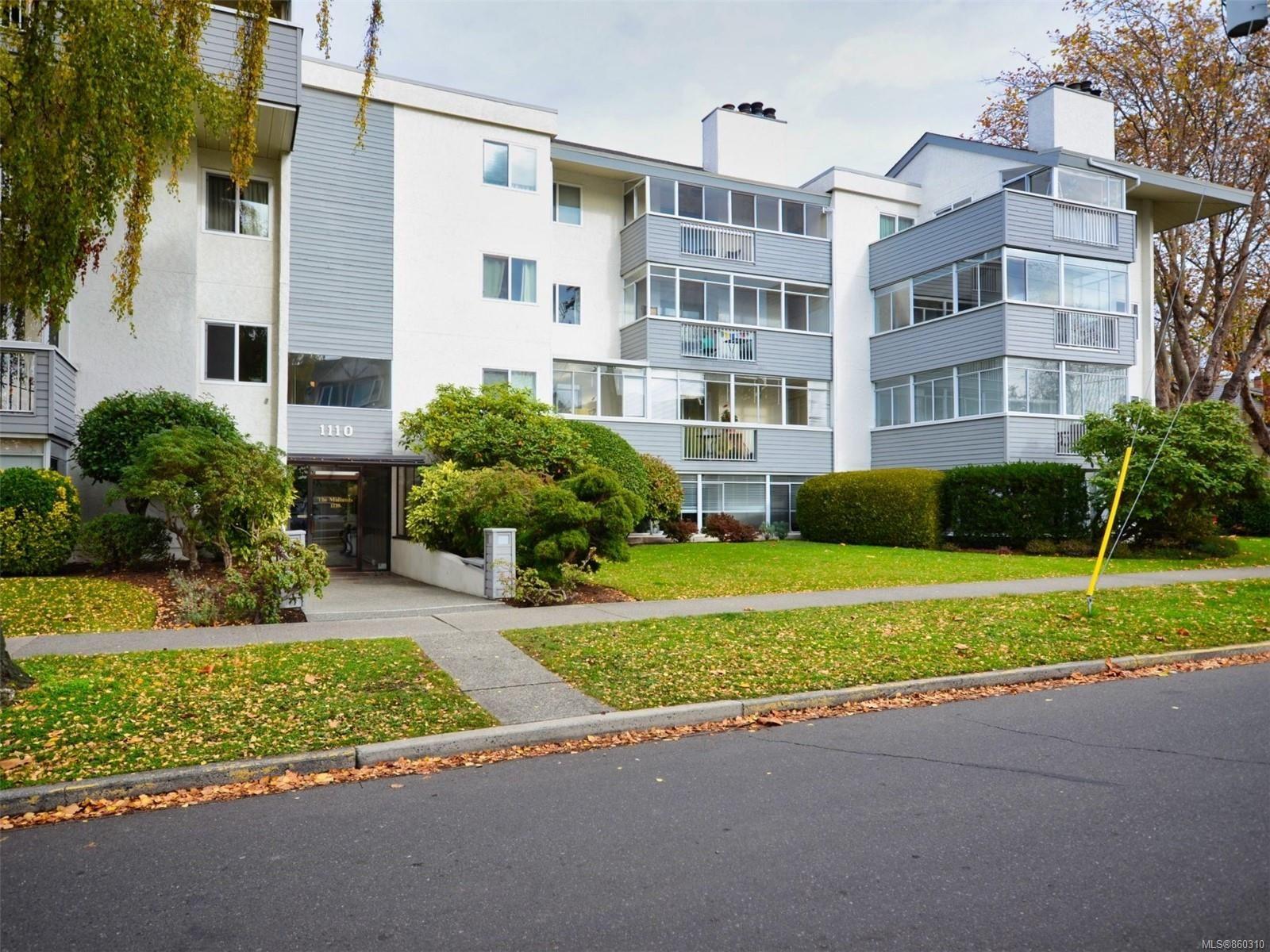 Main Photo: 204 1110 Oscar St in : Vi Fairfield West Condo for sale (Victoria)  : MLS®# 860310