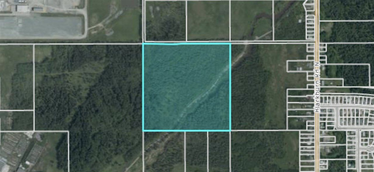 Main Photo: 2148 N BLACKBURN Road in Prince George: North Blackburn Land Commercial for sale (PG City South East (Zone 75))  : MLS®# C8037203