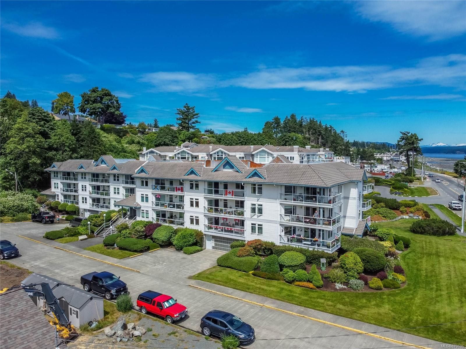 Photo 31: Photos: 219 390 S Island Hwy in : CR Campbell River West Condo for sale (Campbell River)  : MLS®# 879696