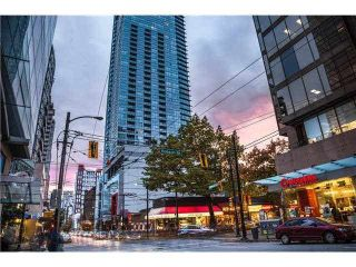 Photo 1: 3109 833 SEYMOUR STREET in Vancouver: Downtown VW Condo for sale (Vancouver West)