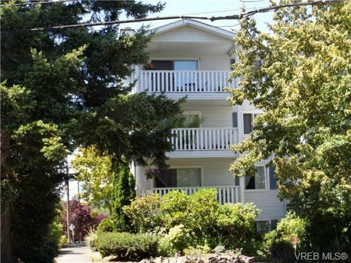 Main Photo: 101 1060 Linden Ave in VICTORIA: Vi Rockland Condo for sale (Victoria)  : MLS®# 707407