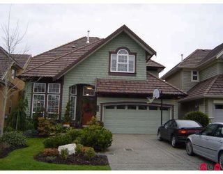 """Photo 1: 3523 ROSEMARY HTS in Surrey: Morgan Creek House for sale in """"Rosemary Heights"""" (South Surrey White Rock)  : MLS®# F2627464"""