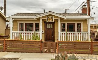 Photo 1: NORMAL HEIGHTS House for sale : 2 bedrooms : 3824 Monroe Avenue in San Diego