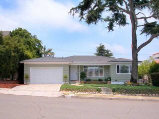 Photo 1: POINT LOMA House for sale : 2 bedrooms : 3732 Wawona Drive in San Diego