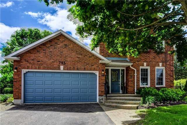 Main Photo: 793 Daintry Crescent: Cobourg House (2-Storey) for sale : MLS®# X4163403