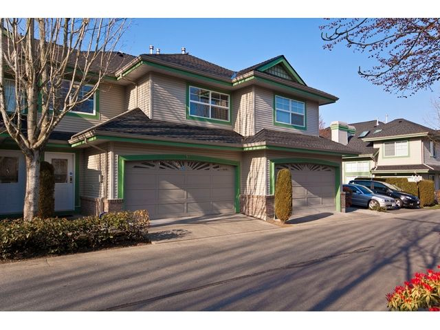 "Main Photo: 53 8111 160TH Street in Surrey: Fleetwood Tynehead Townhouse for sale in ""Coyote Ridge"" : MLS®# F1110791"