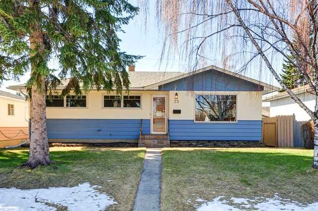 Main Photo: 25 HADDOCK Road SW in CALGARY: Haysboro Residential Detached Single Family for sale (Calgary)  : MLS®# C3614584