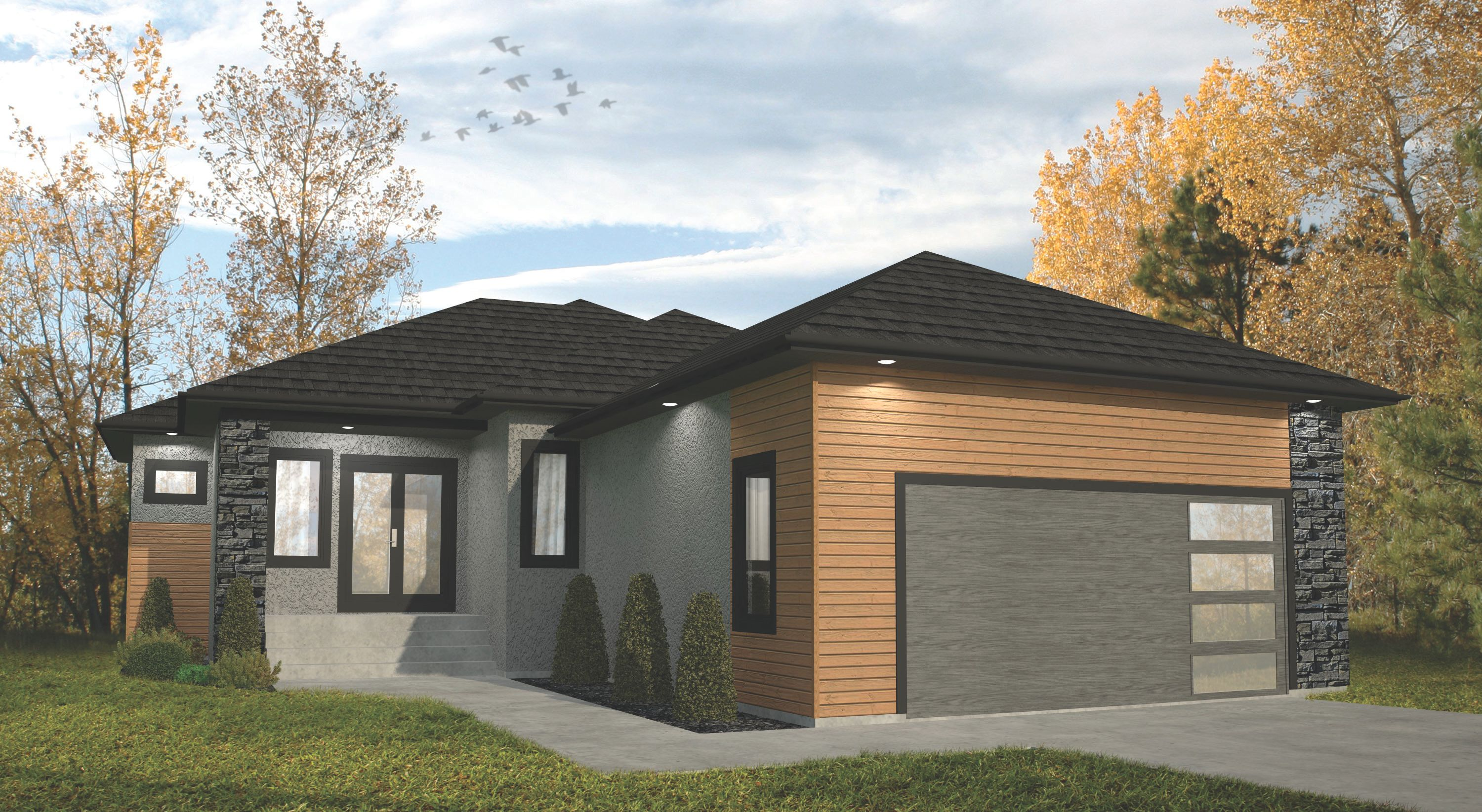 Main Photo: 67 High Plain Road in Winnipeg: Sage Creek Single Family Detached for sale (2K)