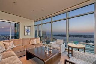 Photo 3: DOWNTOWN Condo for sale : 3 bedrooms : 165 6th Ave #2703 in San Diego