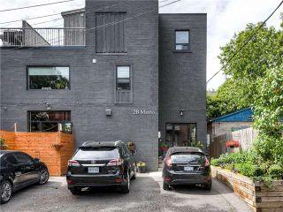 Photo 1: 2B Minto St Unit #Loft 2 in Toronto: Greenwood-Coxwell Condo for sale (Toronto E01)  : MLS®# E3530320