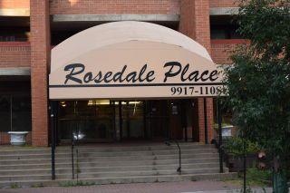 Photo 2: 807 9917 110 Street in Edmonton: Zone 12 Condo for sale : MLS®# E4226967