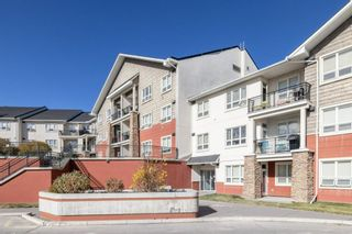Main Photo: 427 26 Val Gardena View SW in Calgary: Springbank Hill Apartment for sale : MLS®# A1153233