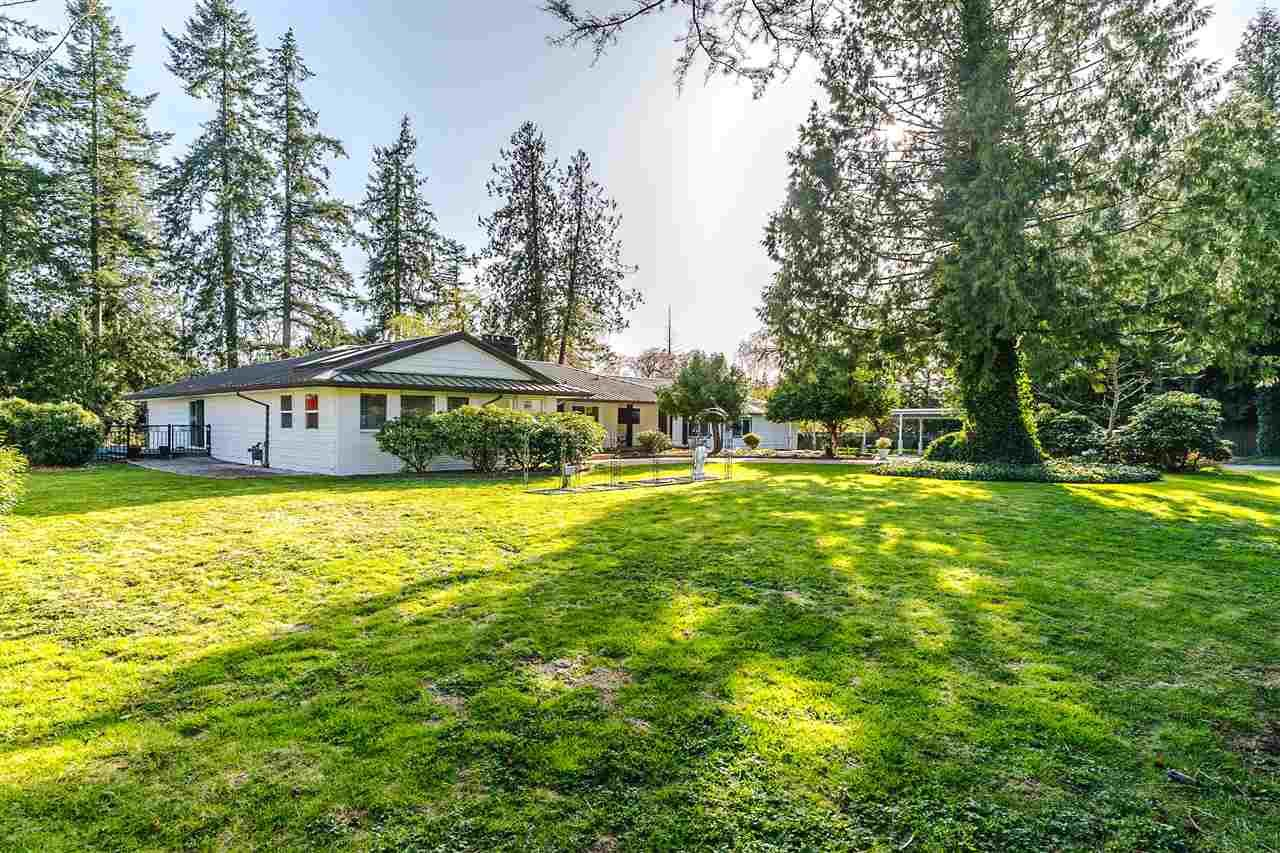 Main Photo: 22986 74 Avenue in Langley: Salmon River House for sale : MLS®# R2563155