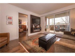 """Photo 4: 105 1575 BALSAM Street in Vancouver: Kitsilano Condo for sale in """"Balsam West"""" (Vancouver West)  : MLS®# V1108144"""