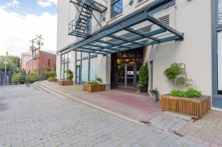 """Photo 27: 219 55 E CORDOVA Street in Vancouver: Downtown VE Condo for sale in """"KORET LOFTS"""" (Vancouver East)  : MLS®# R2560777"""
