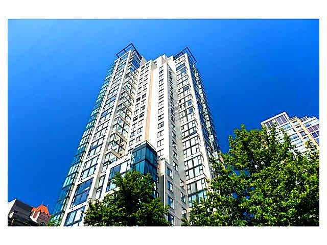 Main Photo: 604 1155 HOMER Street in Vancouver: Yaletown Condo for sale (Vancouver West)  : MLS®# V1099370