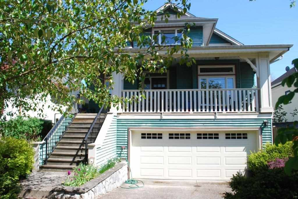 Main Photo: 3860 ONTARIO STREET in : Main House for sale : MLS®# R2262632