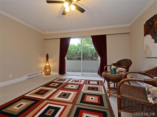 Photo 2: Photos: 101 1597 Midgard Ave in VICTORIA: SE Mt Tolmie Condo for sale (Saanich East)  : MLS®# 751321