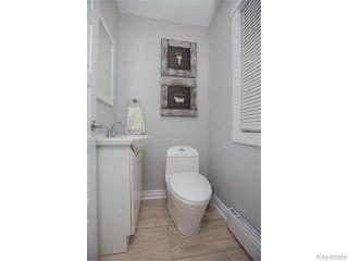 Photo 13: 757 Ashburn Street in WINNIPEG: West End / Wolseley Residential for sale (West Winnipeg)  : MLS®# 1527184