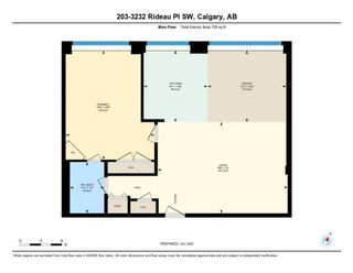 Photo 33: 203 3232 Rideau Place SW in Calgary: Rideau Park Apartment for sale : MLS®# A1044039