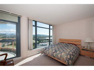 """Photo 7: 1302 4425 HALIFAX Street in Burnaby: Brentwood Park Condo for sale in """"POLARIS"""" (Burnaby North)  : MLS®# V1077789"""