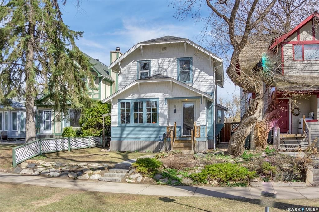 Main Photo: 312 32nd Street in Saskatoon: Caswell Hill Residential for sale : MLS®# SK872239