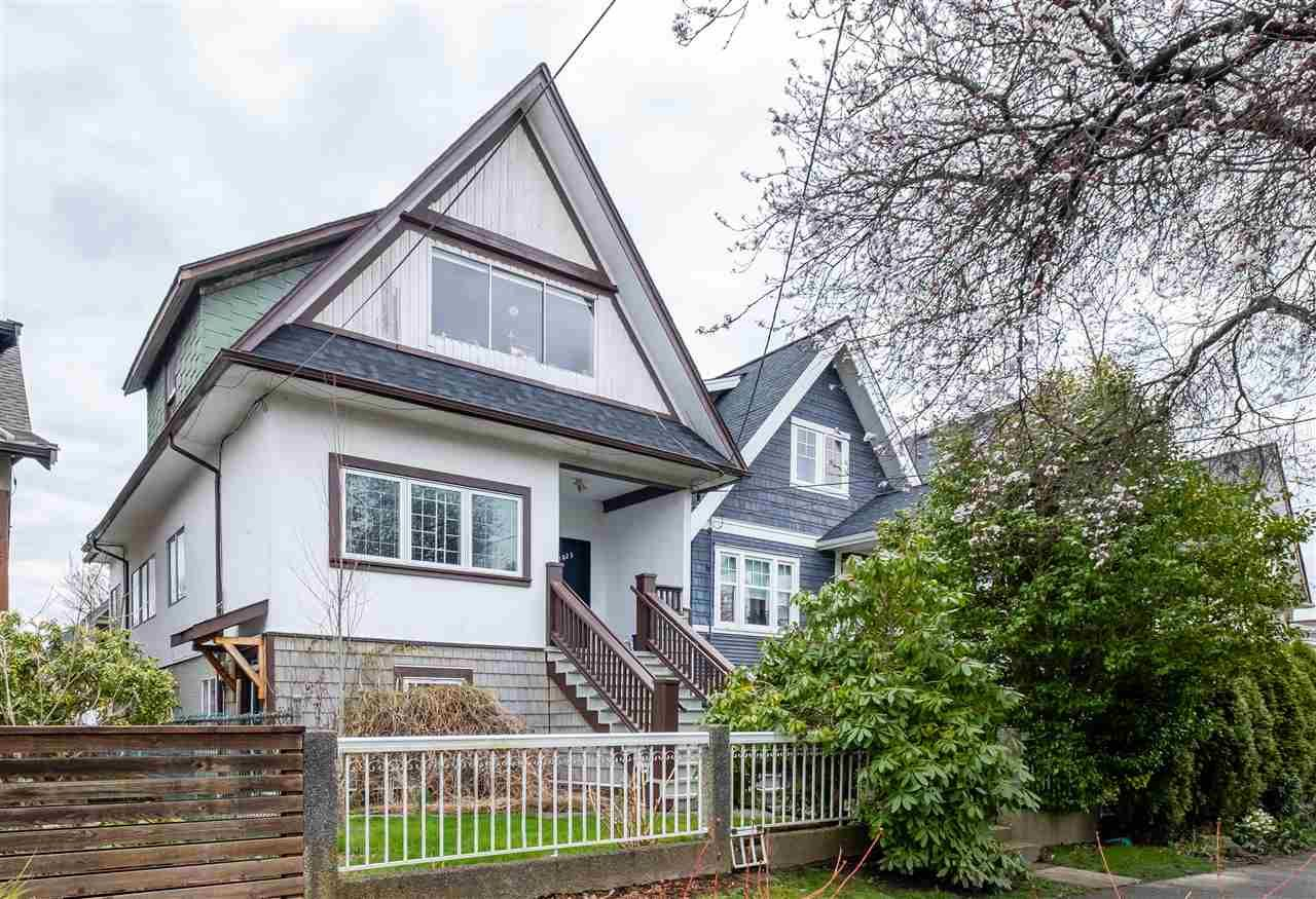 Main Photo: 1021 E 14TH AVENUE in Vancouver: Mount Pleasant VE House for sale (Vancouver East)  : MLS®# R2554473
