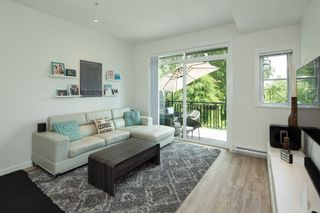 "Photo 3: 45 2380 RANGER Lane in Port Coquitlam: Riverwood Townhouse for sale in ""FREMONT INDIGO"" : MLS®# R2332598"
