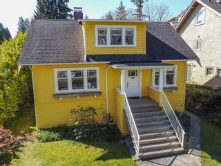 Photo 1: 3568 W KING EDWARD Avenue in Vancouver: Dunbar House for sale (Vancouver West)  : MLS®# R2582843